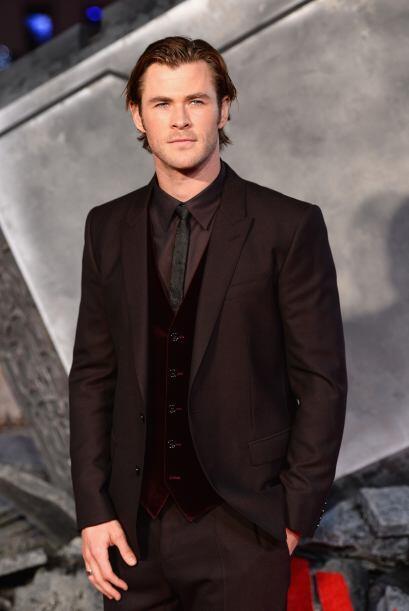 Seguramente disfrutaremos de esta película y del guapo Chris Hemsworth,...