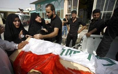 Los Cinco: últimos narcos detenidos GettyImages-Iraki-Victims-Baghdad-20...