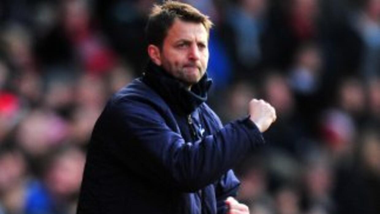 Sherwood dejará de ser técnico interino de los 'Spurs' para mantenerse e...