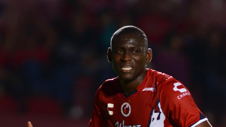Cristian Borja, jugador de Veracruz