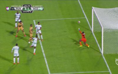 Alfonso Nieto, con una gran definición, completó la media doce de goles...