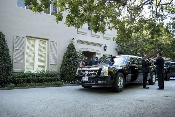 El presidente Barack Obama visitó una de las localidades m&aacute...