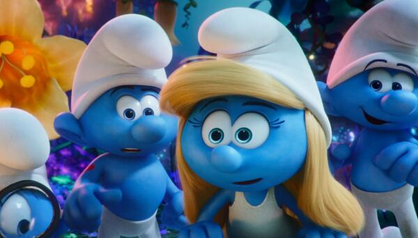 Más diversión con 'Smurfs: Lost Village'