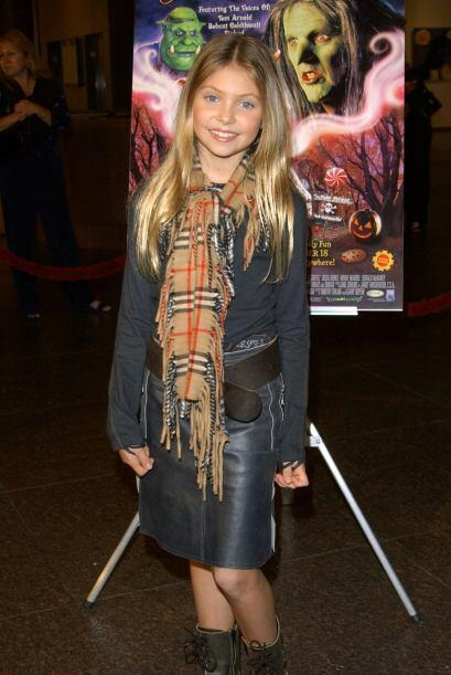 """Taylor luego participó en la cinta """"Hansel y Gretel"""", a sus nueve años...."""