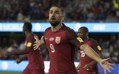 Lletget anotó el primer gol de Estados Unidos frente a Honduras.