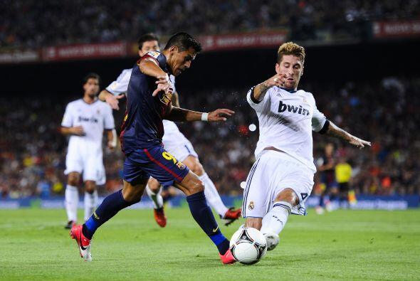 Entre tantos ataques de Barcelona hubo alguno de Alexis Sánchez en el qu...