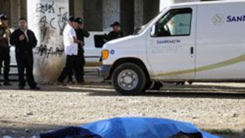 Crimen organizado en México ha dejado 24,826 muertos desde  diciembre de...