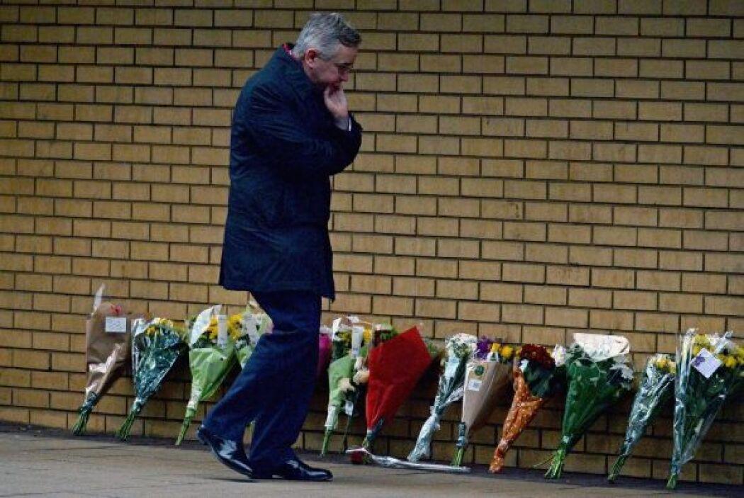 """La viceministra principal escocesa, Nicola Sturgeon, reiteró las """"condol..."""