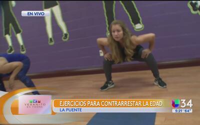 Veranito en forma: el ejercicio ayuda a contrarrestar los efectos de la...