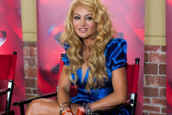 Porque ahora que Thalía también es rubia, a Paulina no le gusta tener el...