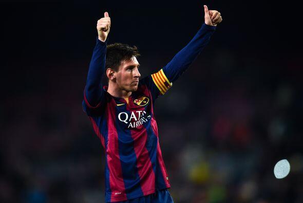 En lo que va de este año el astro argentino triplica en goles y dobla en...