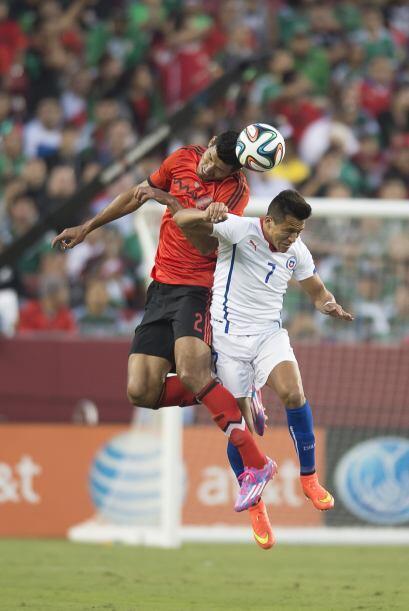 "El ""Maza"" Rodríguez sufrió un golpe en la pantorrilla de la pierna izqui..."