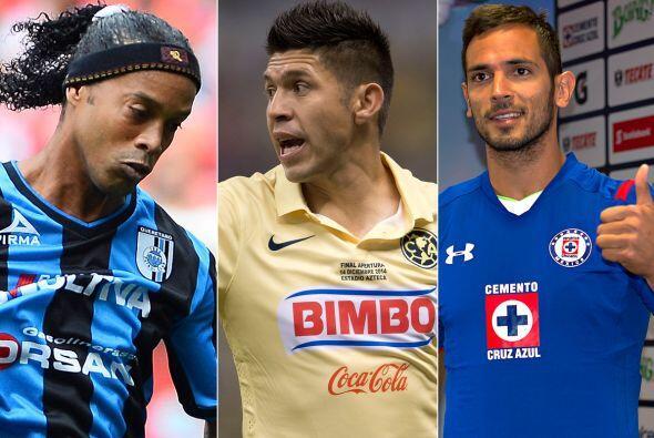 Te presentamos a los 10 futbolistas mejor pagados de la Liga MX, esto de...