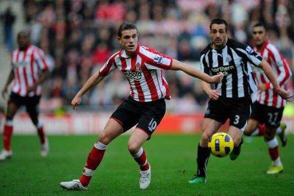 El último duelo de la jornada fue el Sunderland vs. Newcastle.