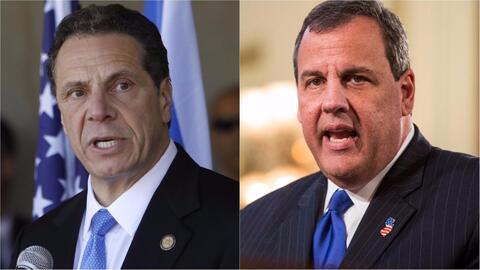 Cuomo y Christie piden a Amtrak la intervención de una empresa privada p...