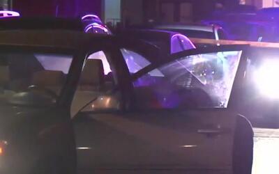 'Dallas en un Minuto': conductor de Uber fue herido de bala por un veter...