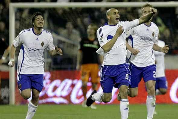 El Zaragoza sorprendió y le ganó 3-0 a los 'ches'.