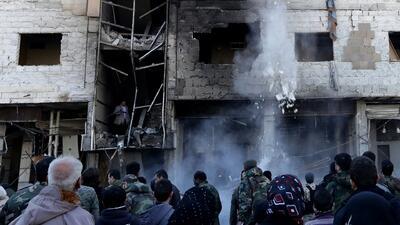 Explosiones en Siria dejan decenas de muertos