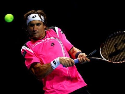 El español David Ferrer, quinto del mundo, perdió en tres...
