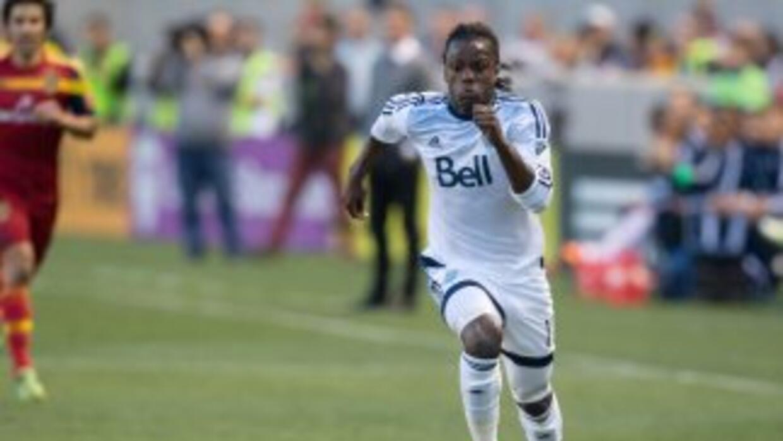 Darren Mattocks de Vancouver Whitecaps FC