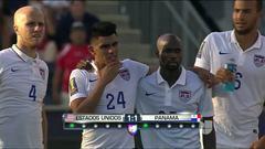 Goooolll!!! Clint Dempsey anota su penalti para el Estados Unidos
