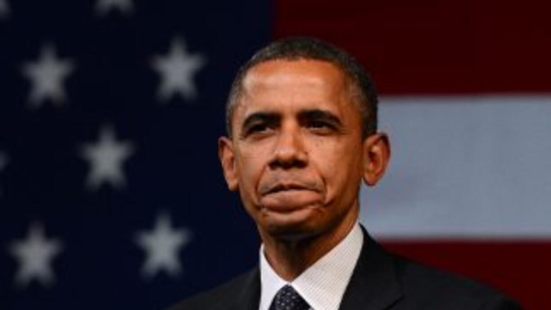 Sólo ocho por ciento de los votantes estadounidenses considera a Obama e...