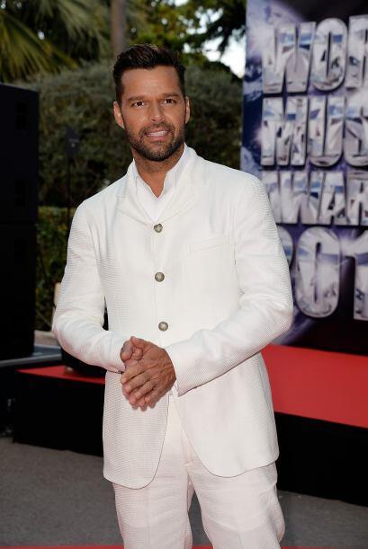Hace unos días Ricky Martin fue la víctima de las redes, cuando se corri...