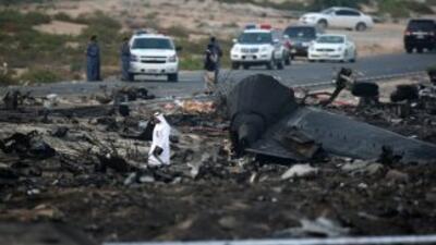 Treinta y una personas, entre ellas un ministro, murieron al accidentars...