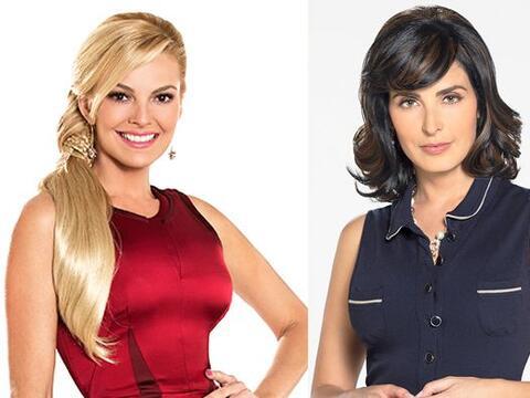 Sofía y Araceli no parecían para nada hermanas, pues el am...