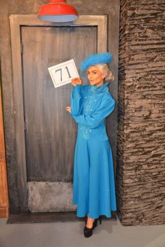 Esta hermosa Bruja del 71 nos tiene encantados a todos.