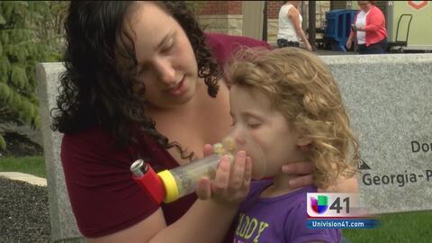 Desarrollan App para niños con asma