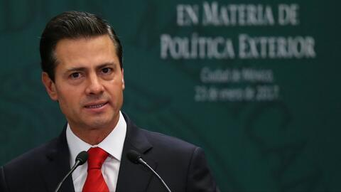 Peña Nieto apuesta por el diálogo para mejorar la incómoda relación bila...