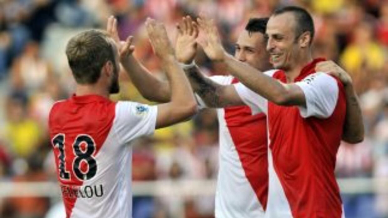 Monaco sigue de gira por Europa rumbo a la temporada del fútbol francés.