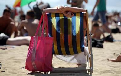 El clima con Jackie Guerrido en el ombligo de la semana