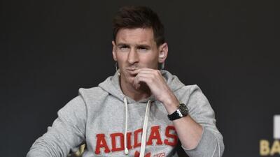 El astro argentino Lionel Messi dejó en el aire su continuidad con el Ba...