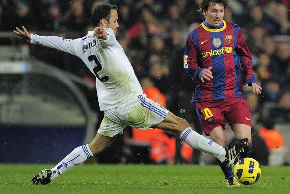 Messi, pese a que no marcó un solo gol, fue un dolor de cabeza pa...