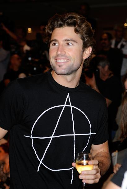 El actor participó en la serie The Hills y es el actual novio de Avril L...