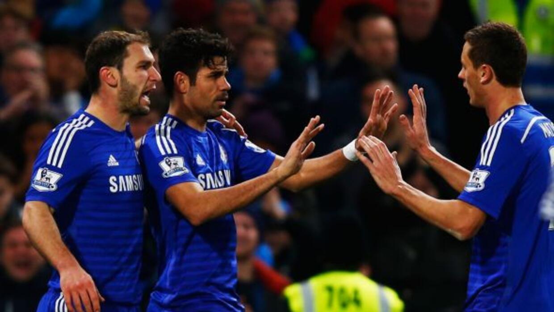 Diego Costa se reencontró con el gol en la victoria sobre el Hull.