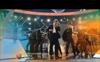 Jennifer Lopez y Pitbull Abren Premios Juventud 2013, Jueves 7/18 - 7 PM...