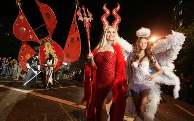 ¡Los disfraces más originales del famoso Desfile Anual del Village en NY!