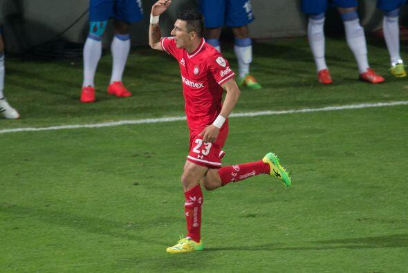 Al minuto 62' Edgar Benítez empató el partido y poní los nervios de punt...