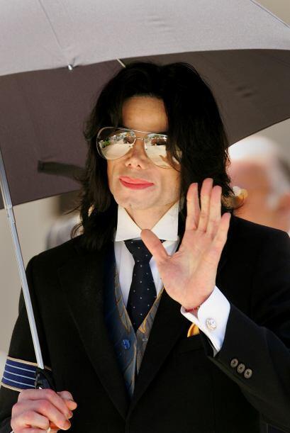 La primera denuncia que enfrentó Michael por el abuso a un menor...