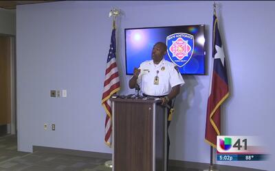 Jefe de bomberos de San Antonio habla del caso de los seis cadetes remov...