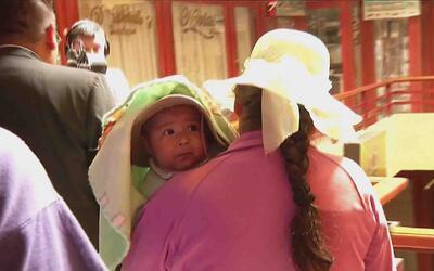 Sospecha por una infidelidad les llevó a averiguar que el bebé que criab...