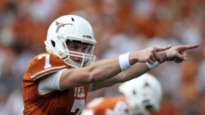Temporada Longhorns football