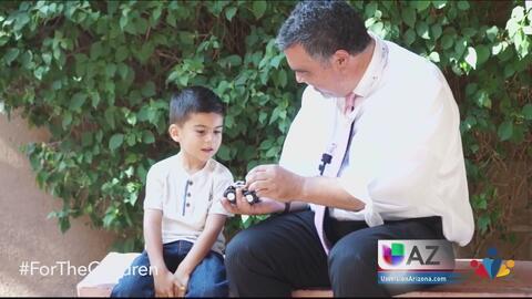 Voluntarios se convierten en defensores de niños