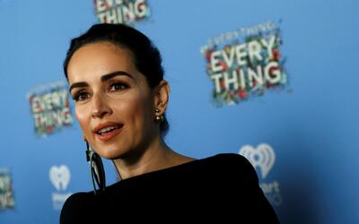 La actriz mexicana Ana de la Reguera llega a Hollywood con un nuevo estr...