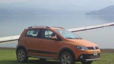 VW Crossfox 2011