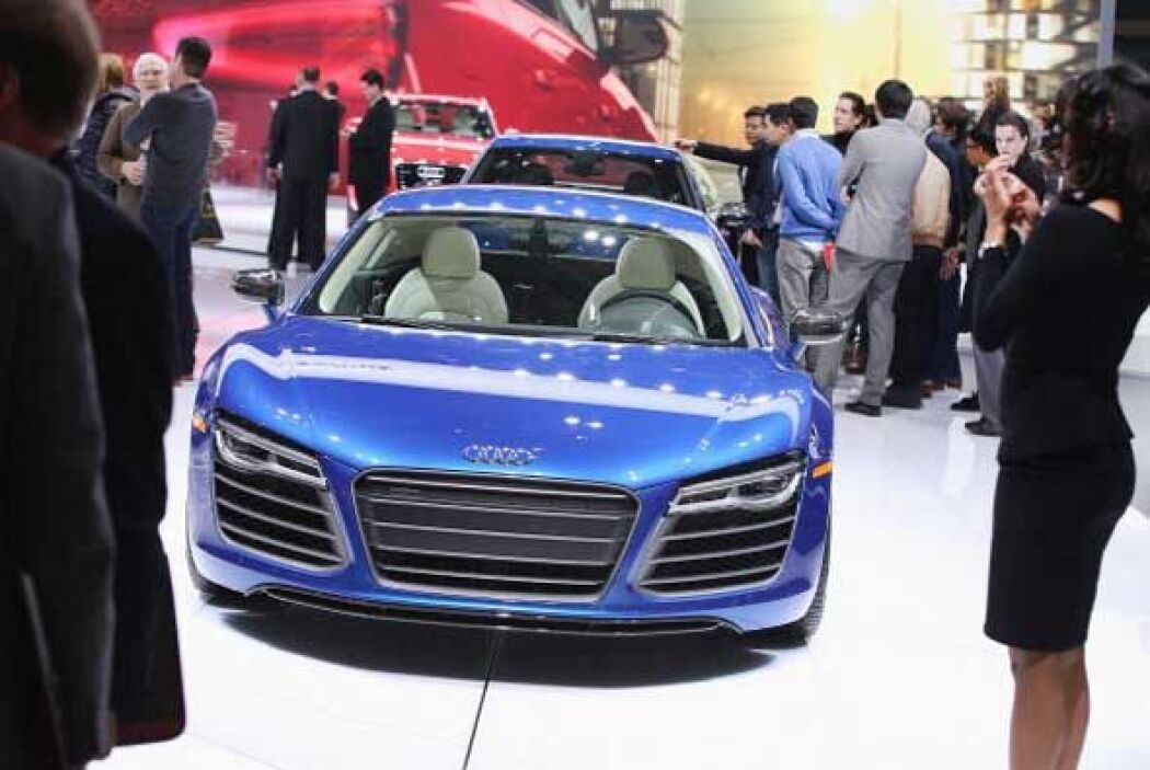 El Audi R8 sigue siendo uno de los autos más imponentes de cualquier Aut...