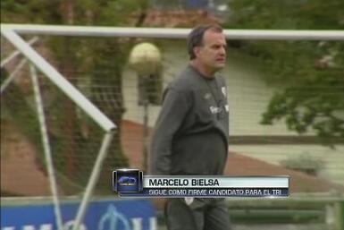 Marcelo Bielsa para el TRI sí o sí